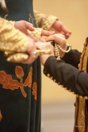 My Laurel vows, sworn on the Sword of State.